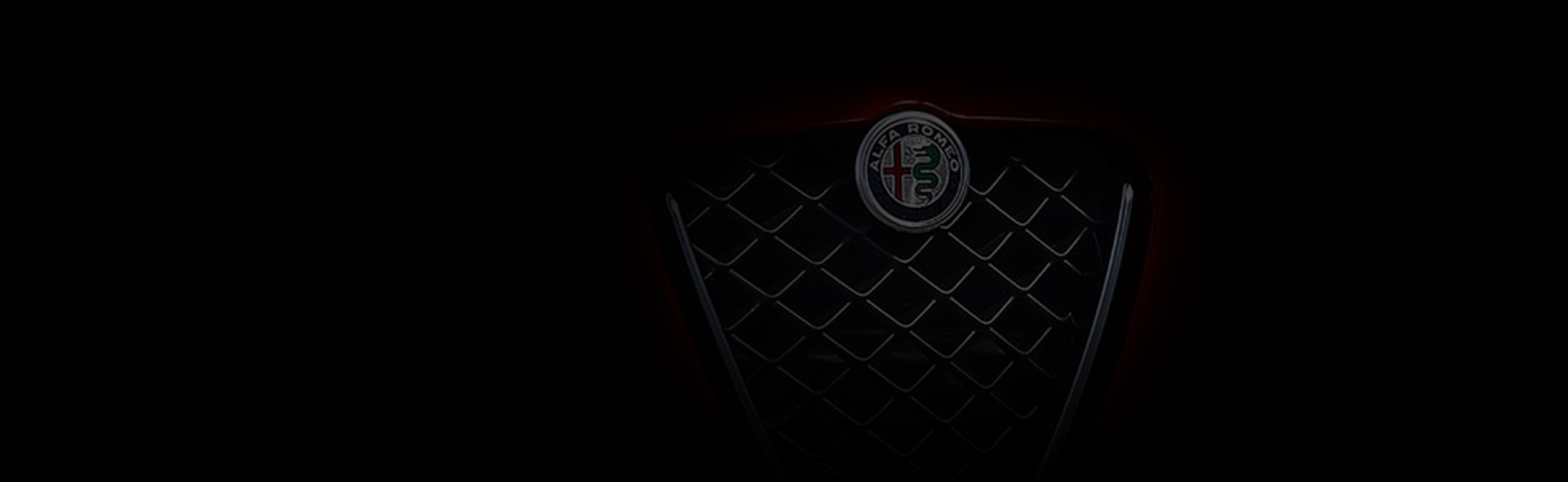 Banner Alfa Romeo