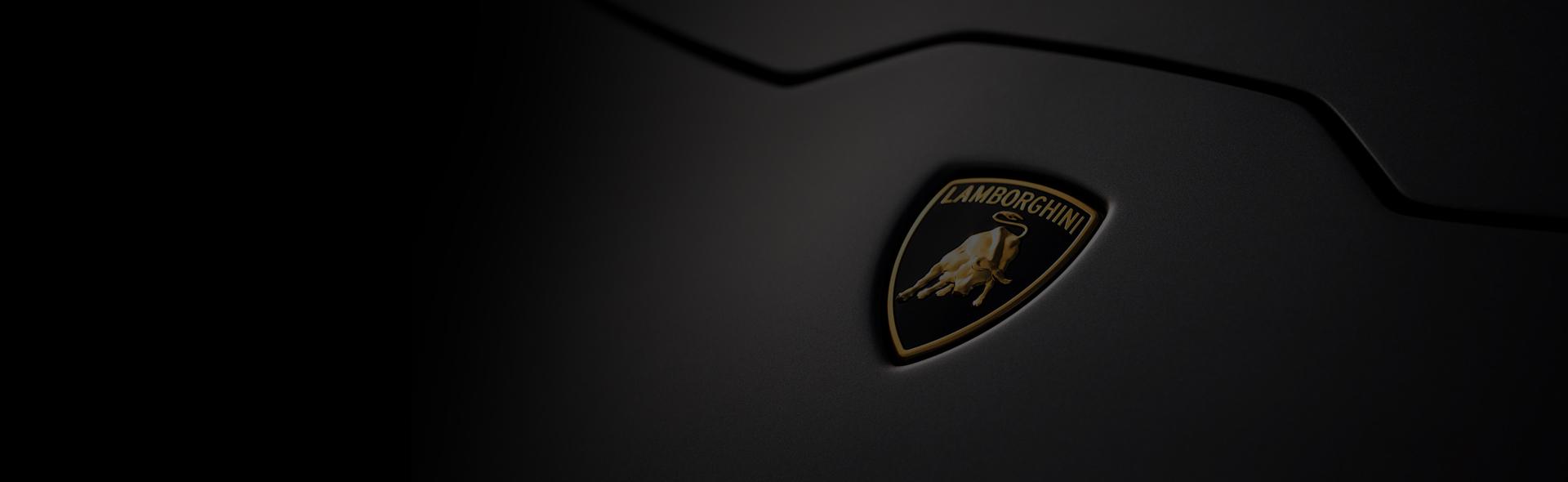 Banner Lamborghini
