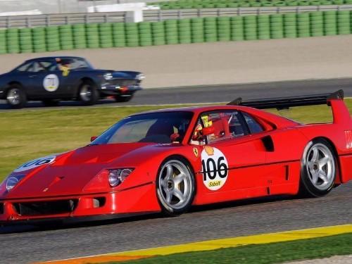 Thumbnail Ferrari F40