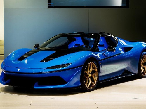 Thumbnail Ferrari J50