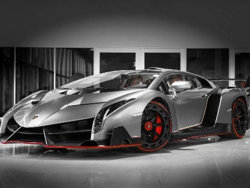 Thumbnail Lamborghini Veneno
