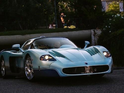 Thumbnail Maserati MC12