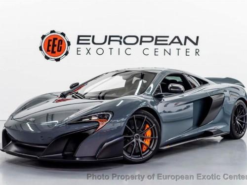 Thumbnail McLaren 675LT