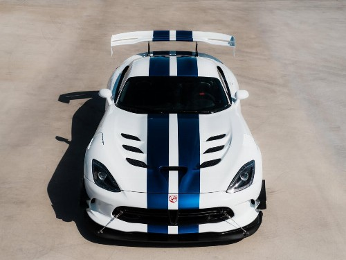 Thumbnail Dodge Viper GTS-R