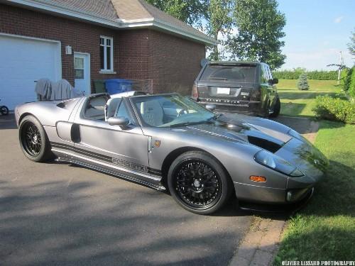 Thumbnail Ford GTX1