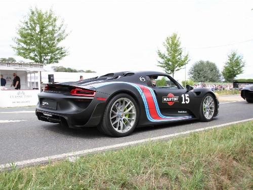 Thumbnail Porsche 918 Spyder