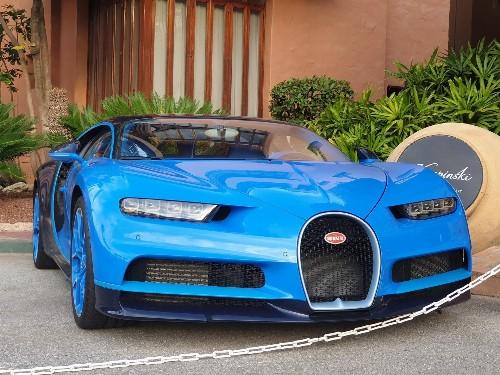 Thumbnail Bugatti Chiron