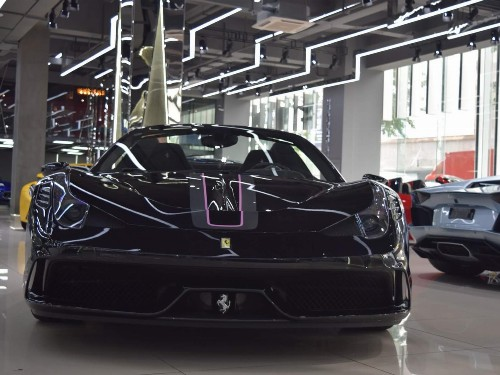 Thumbnail Ferrari 458