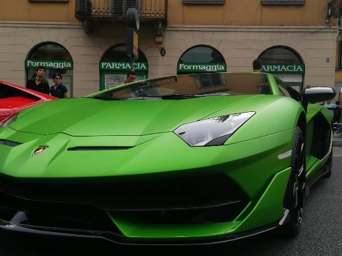 Thumbnail Lamborghini Aventador