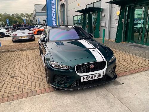 Thumbnail Jaguar XE SV