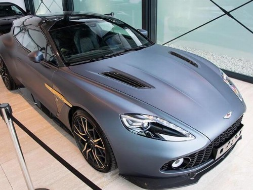 Thumbnail Aston Martin Vanquish Zagato Shooting Brake