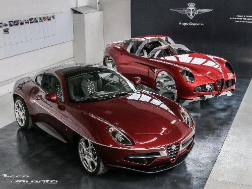 Thumbnail Alfa Romeo Disco Volante