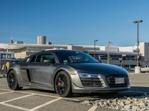 Thumbnail Audi R8