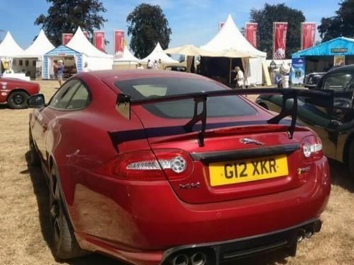 Thumbnail Jaguar XKR-S GT