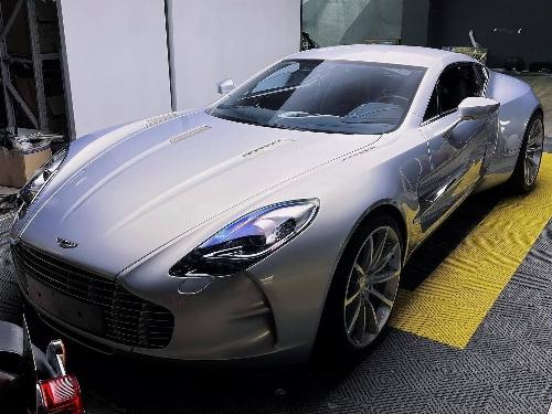 Thumbnail Aston Martin One-77