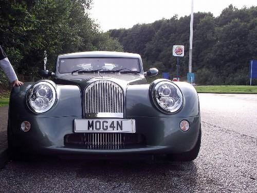 Thumbnail Morgan Aeromax