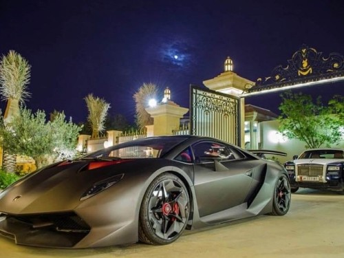 Thumbnail Lamborghini Sesto Elemento