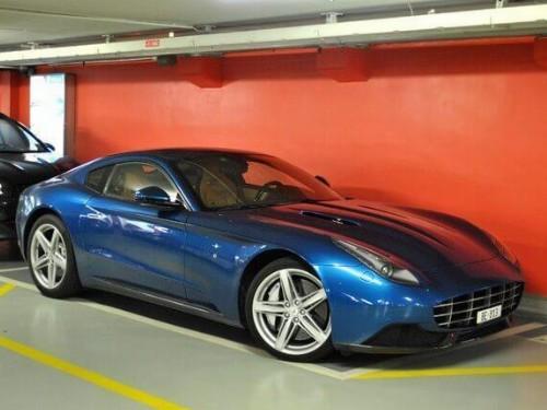 Thumbnail Ferrari Touring Berlinetta Lusso