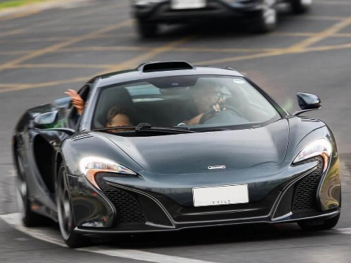 Thumbnail McLaren 650S