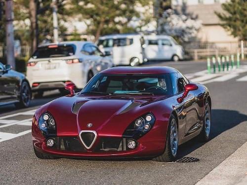 Thumbnail Alfa Romeo TZ3 Stradale