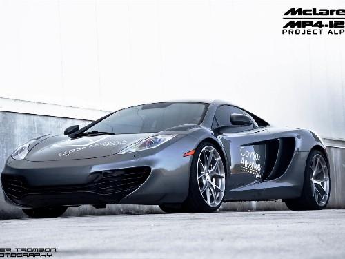 Thumbnail McLaren MP4-12C Project Alpha