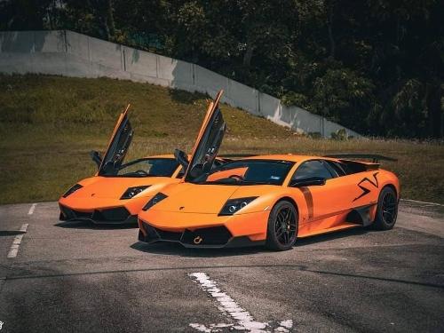 Thumbnail Lamborghini Murciélago LP670-4 SuperVeloce