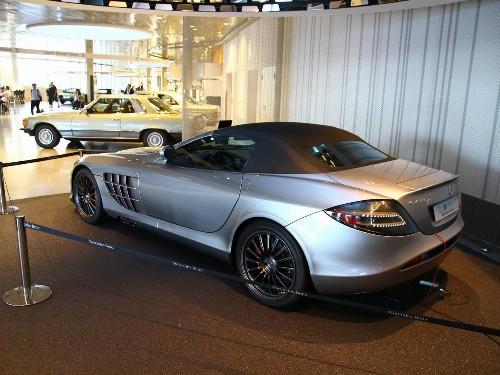 Thumbnail Mercedes-Benz SLR McLaren