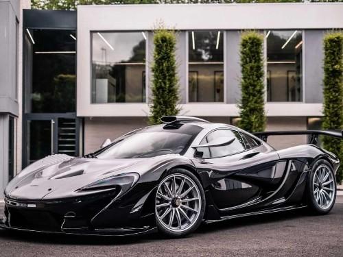 Thumbnail McLaren P1