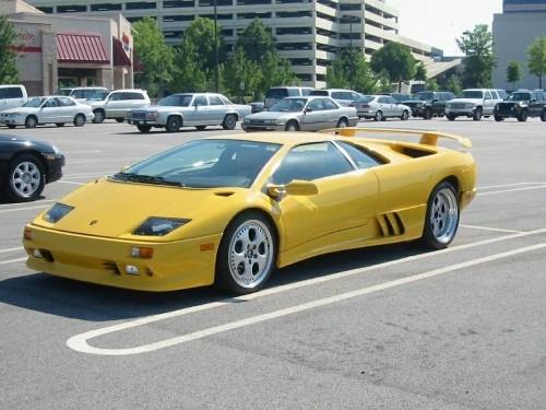 Thumbnail Lamborghini Diablo Alpine Edition
