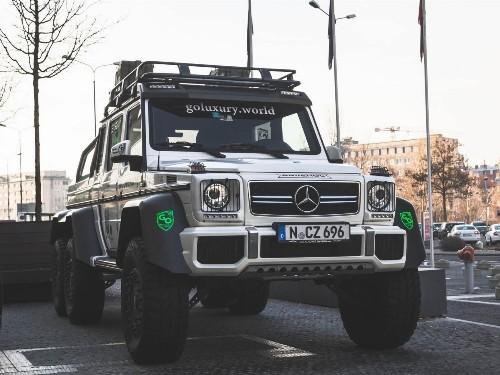 Thumbnail Mercedes-Benz G63 AMG 6x6
