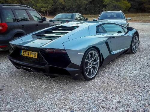 Thumbnail Lamborghini Aventador 50th Anniversario