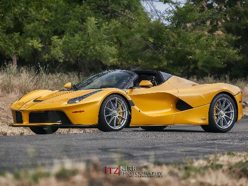 Thumbnail Ferrari LaFerrari Aperta