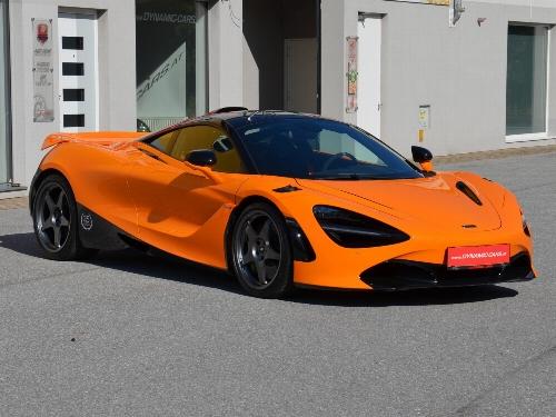 Thumbnail McLaren 720S