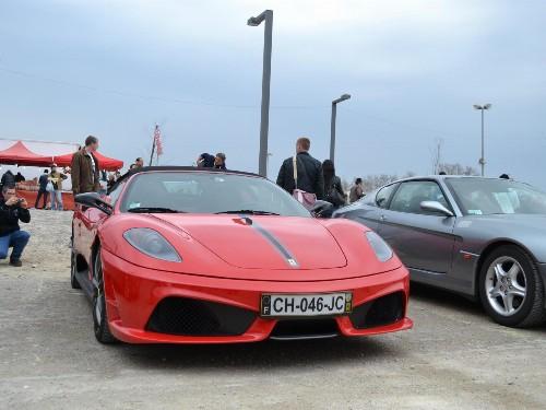 Thumbnail Ferrari Scuderia Spider 16M
