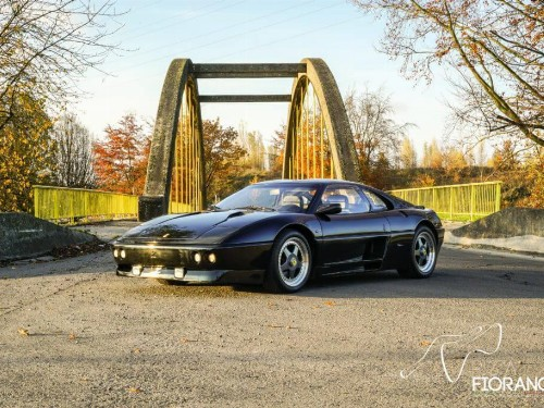 Thumbnail Ferrari 348 TB Zagato Elaborazione