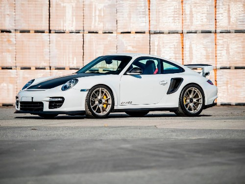 Thumbnail Porsche 997 GT2 RS