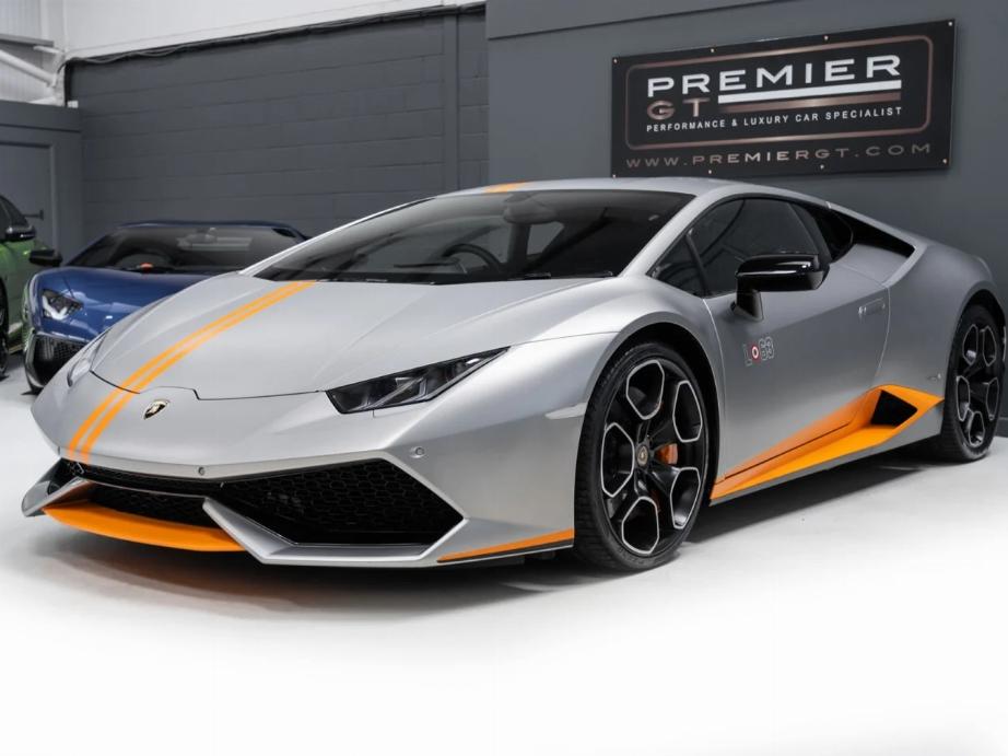 Thumbnail Lamborghini Huracán Avio