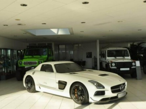 Thumbnail Mercedes-Benz SLS AMG Black Series