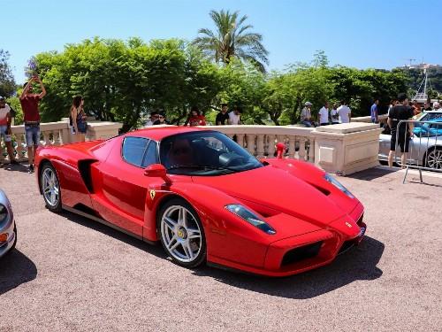 Thumbnail Ferrari Enzo