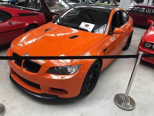 Thumbnail BMW M3 E92 GTS