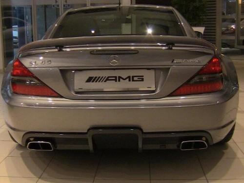 Thumbnail Mercedes-Benz SL 65 AMG Black Series