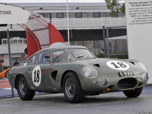 Thumbnail Aston Martin One-Off
