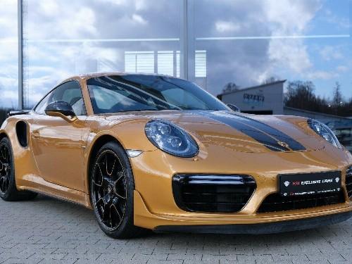 Thumbnail Porsche 911 Turbo S Exclusive Series
