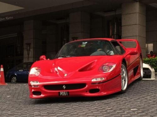 Thumbnail Ferrari F50