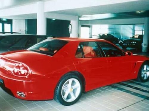 Thumbnail Ferrari Special Projects