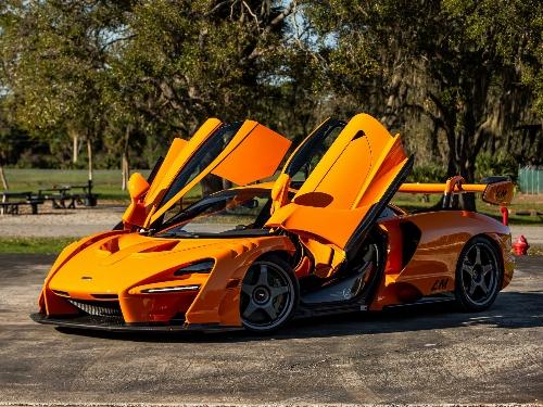 Thumbnail McLaren Senna LM