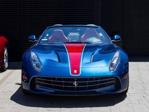 Thumbnail Ferrari F60 America