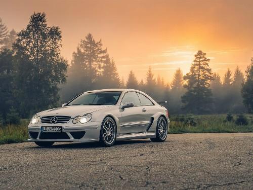 Thumbnail Mercedes-Benz CLK DTM AMG Coupé
