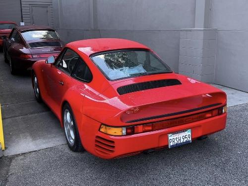 Thumbnail Porsche 959