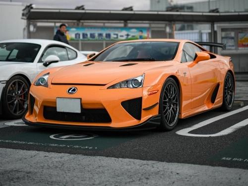 Thumbnail Lexus LFA